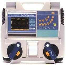 The defibrillator Primedic DM-